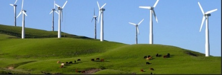 Windpowerfarm