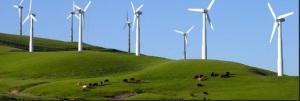Windpowerfarm